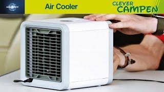 Air Cooler: Was taugt die Klimaanlage zum Spartarif? Ausprobiert! | Clever Campen