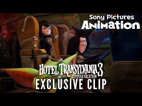 Hotel Transylvania 3: Summer Vacation Sneak Peek 'Welcome Aboard Gremlin Air'