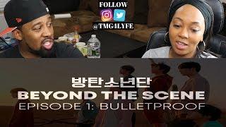 Introduction To BTS Episode 1 Bulletproof   REACTION