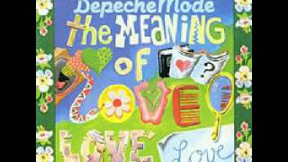 Depeche Mode - The Meaning of Love (no singing) cover by Raheem (Isolate)