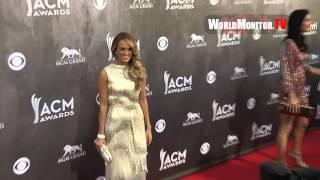Кэрри Андервуд, Carrie Underwood arrives at 49th Annual Academy Of Country Music Awards Redcarpet