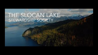 SIFCo RELEASES DOCUMENTARY ABOUT 'THE SLOCAN LAKE STEWARDSHIP SOCIETY'
