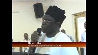 Association of Local Governments of Nigeria Supports Goodluck