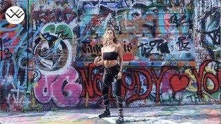 XXXTentacion -Jocelyn Flores (Remix) ♫ Shuffle Dance/Cutting Shape (Music video)Bootleg   ELEMENTS