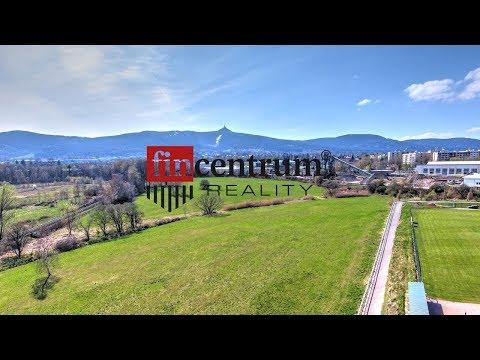 Prodej komerčního pozemku 10825 m2, Liberec