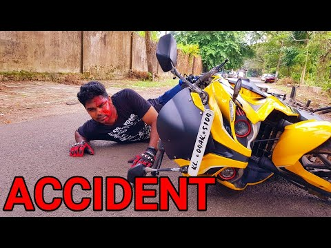Download ACCIDENT DUE TO CARELESSNESS | SAFETY AWARENESS | SAFETY GEAR , RIDING ARMOUR |Banggood.com Mp4 HD Video and MP3