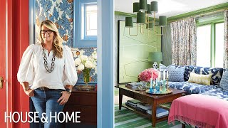 A Maximalist Designer's Home Filled With Color & Pattern!