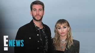 Liam Hemsworth Files for Divorce From Miley Cyrus  E News