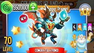 Dragon City: Dark Titan Dragon, plus all Dusk vs Dawn Island | Completed 2020 😱