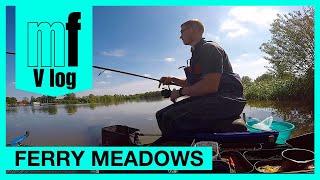 Match Fishing - Rob Wootton & Joe Carass - Feeder Fishing - Ferry Meadows - VLOG