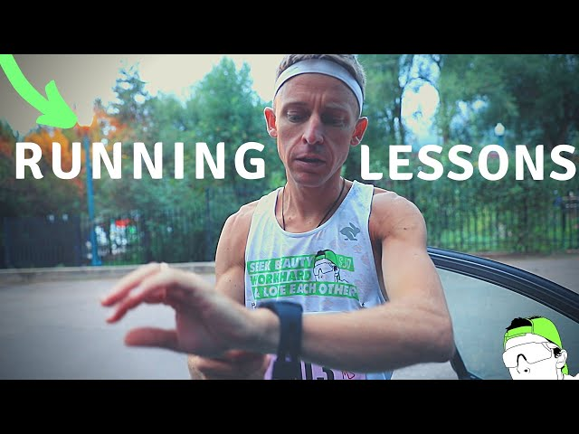 My Top 5 specific Running Lessons from 2019