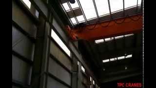 30t VERLINDE Double Girder EOT Crane Installation