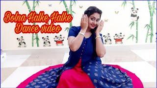 Bol na halke halke | Bollywood Kathak | Cover Dance - YouTube
