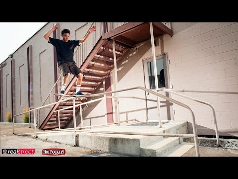 Image for video Zack Wallin: Real Street 2016 bronze | X Games