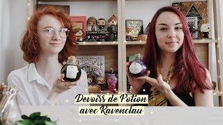 DIY POTIONS - Avec Ravenclau