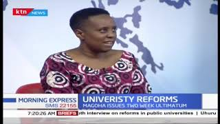 University reforms: Government proposes to merge some Universities