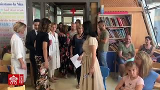 Ecuador y hospital Bambino Gesú firman memorándum