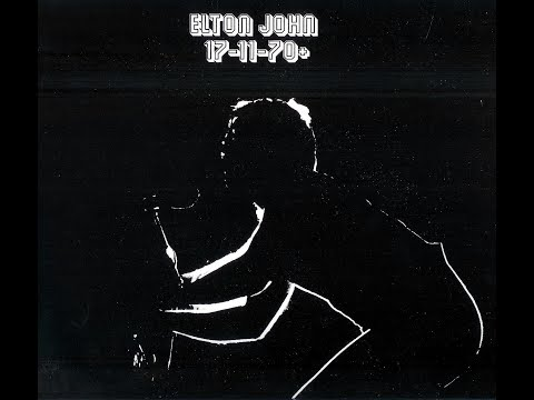 Elton John - I Need You to Turn To (17-11-70+) With lyrics!