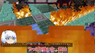 【minecraft】「ZODIAC」ゆっくり1人が異世界冒険へ part44「飛竜の力」