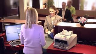 JetScan IFX® Bank Check Scanner And Currency Counter For Teller Capture Applications