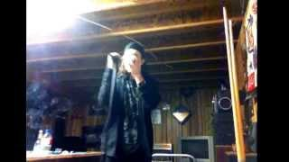 Theory Of A Deadman - Invisible Man (vocal cover)(not my best :P)