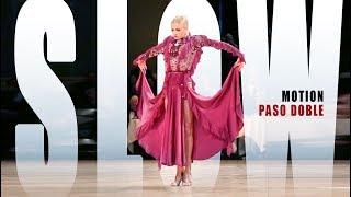 Riccardo Cocchi - Yulia Zagoruychenko | Disney 2016 | Showdance Paso Doble (Slow-Motion)