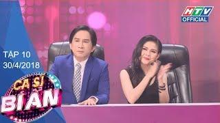 HTV CA SĨ BÍ ẨN | MÙA 2 | Vợ chồng Kim Tử Long quyết không tin Puka | CSBA #10