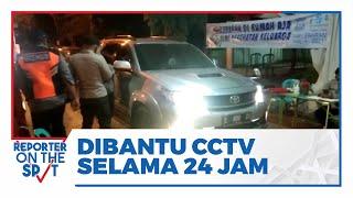 Tak Hanya Berjaga 24 Jam, Petugas di Pos Penyekatan juga Dibantu CCTV yang Rekam Semua Pemudik