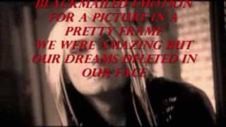 Out Of Love (Video & Full Lyrics)-Cinema Bizarre