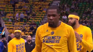Golden State Warriors at Utah Jazz | May 8, 2017