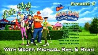 Let's Play 3D Ultra MiniGolf Adventures Episode 4