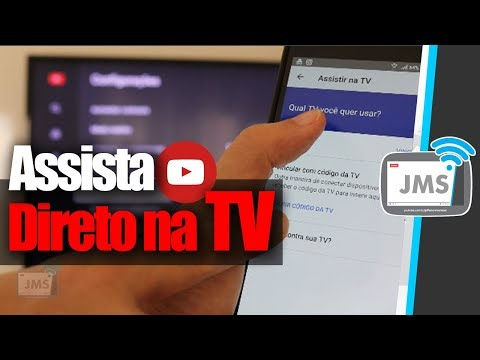 Como Configurar a Tv para Assistir Videos do YouTube