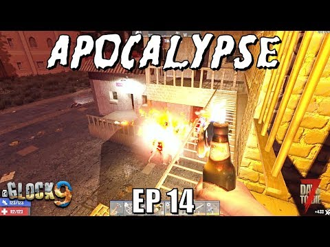 7 Days To Die - Apocalypse EP14 (Alpha 18)