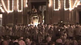 preview picture of video 'Madonna della Neve 05/08/2012'