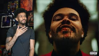 The Weeknd - AFTER HOURS First REACTION/REVIEW