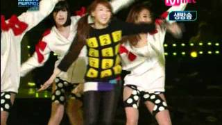 (MAMA)[Part2] 2NE1 - Musical & Please Don't Go Performance & Presenting Best Asian Star Award