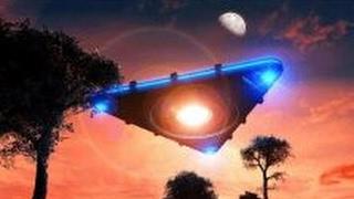 UFO video captured on camera! UFO 2017