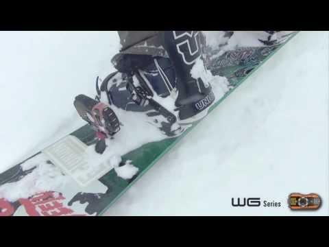 WG series accessories (Snowboard ver.)