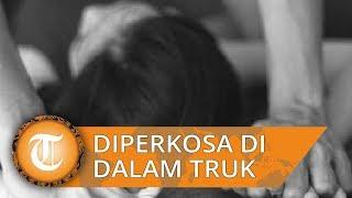 Suami dan Anak Jalan Lebih Cepat, Sang Istri Diculik dan Diperkosa di Truk lalu Dibuang