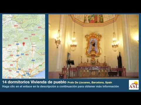 14 dormitorios Vivienda de pueblo se Vende en Prats De Llucanes, Barcelona, Spain