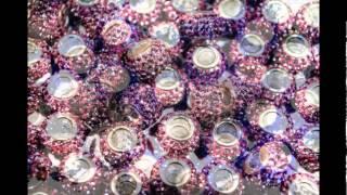 Jewelry Making Supplies-Shamballa Crystal Beads