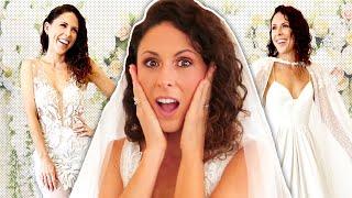 Shopping for My Wedding Dress!!!