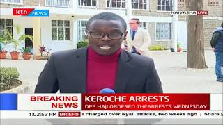 Keroche Breweries owners Tabitha and Joseph Karanja arrested