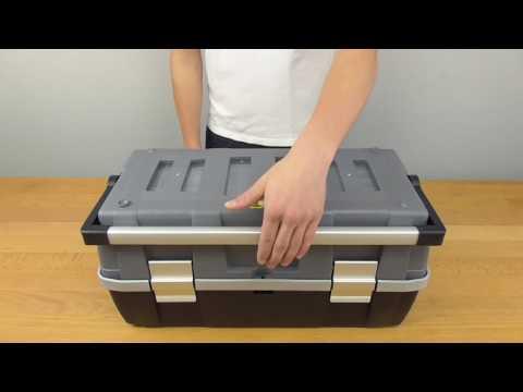 Allit McPlus Alu 18, C 18, 22, C 22 Werkzeugkoffer Tool box