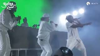 Beastcoast Performing Left Hand At Rolling Loud (Flatbush Zombies, Pro Era, The Underachievers)