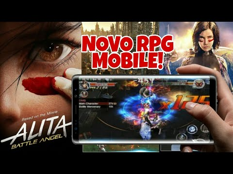 Alita Battle Angel The Game - GAMEPLAY ANDROID