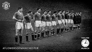 Flowers Of Manchester | Manchester United