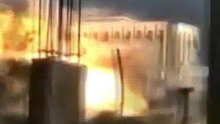 preview picture of video 'اليمن - تدمير كامل للقصر الجمهوري - في تعز'