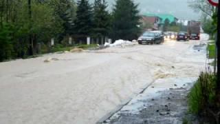 preview picture of video 'POWóDź  Maków Podhalański 2'