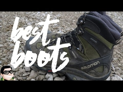 Salomon Quest 4D 2 GTX & X Ultra Winter Review